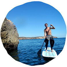 SUP Tour Algarve